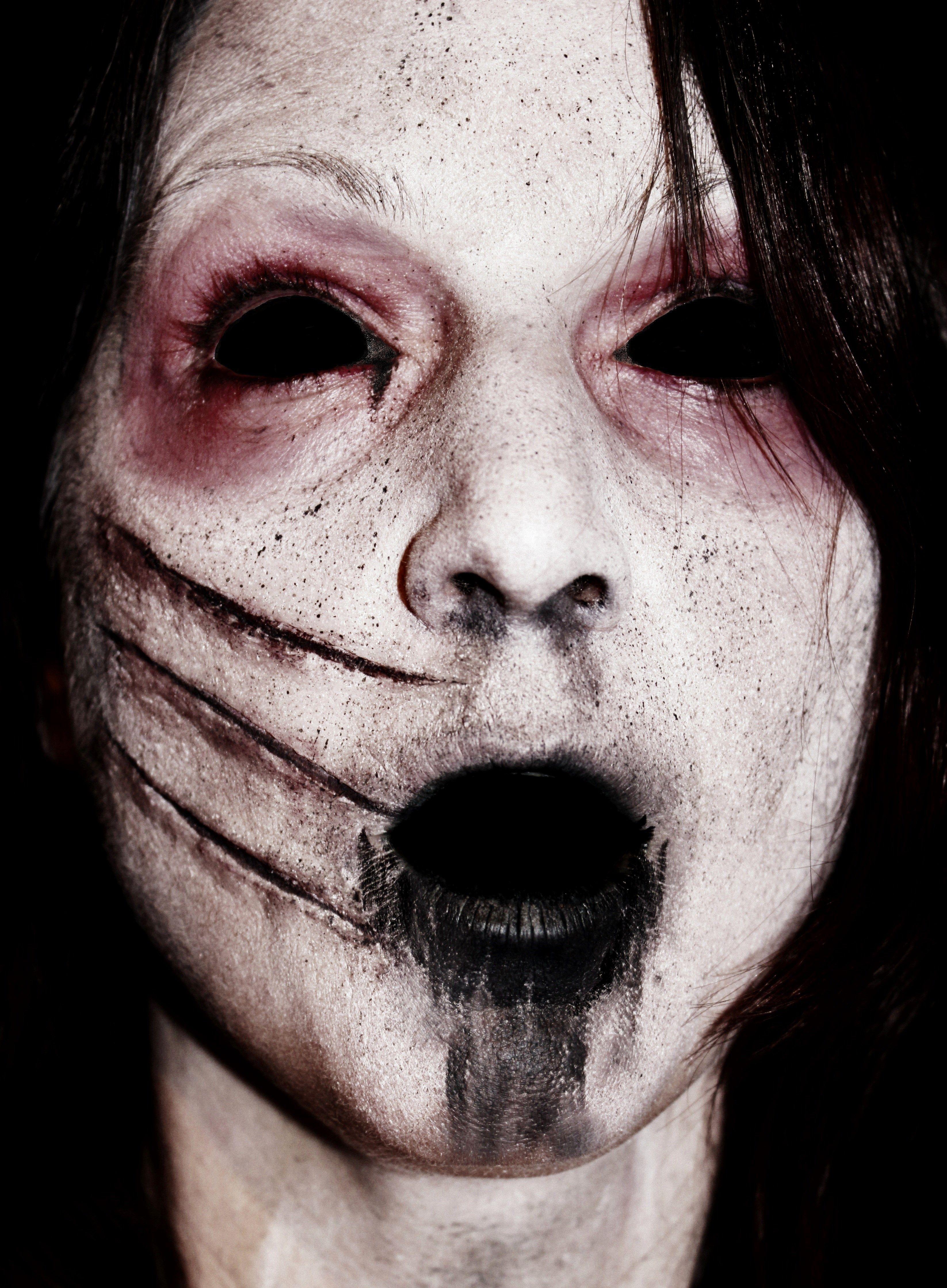 Ghost Makeup Makeup By Rhonda Causton (reel Twisted Fx)