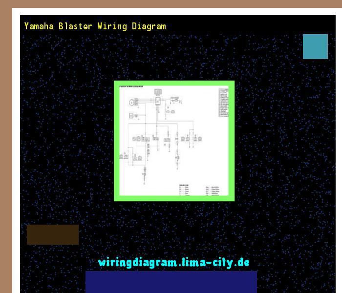 yamaha blaster wiring diagram wiring diagram 17588
