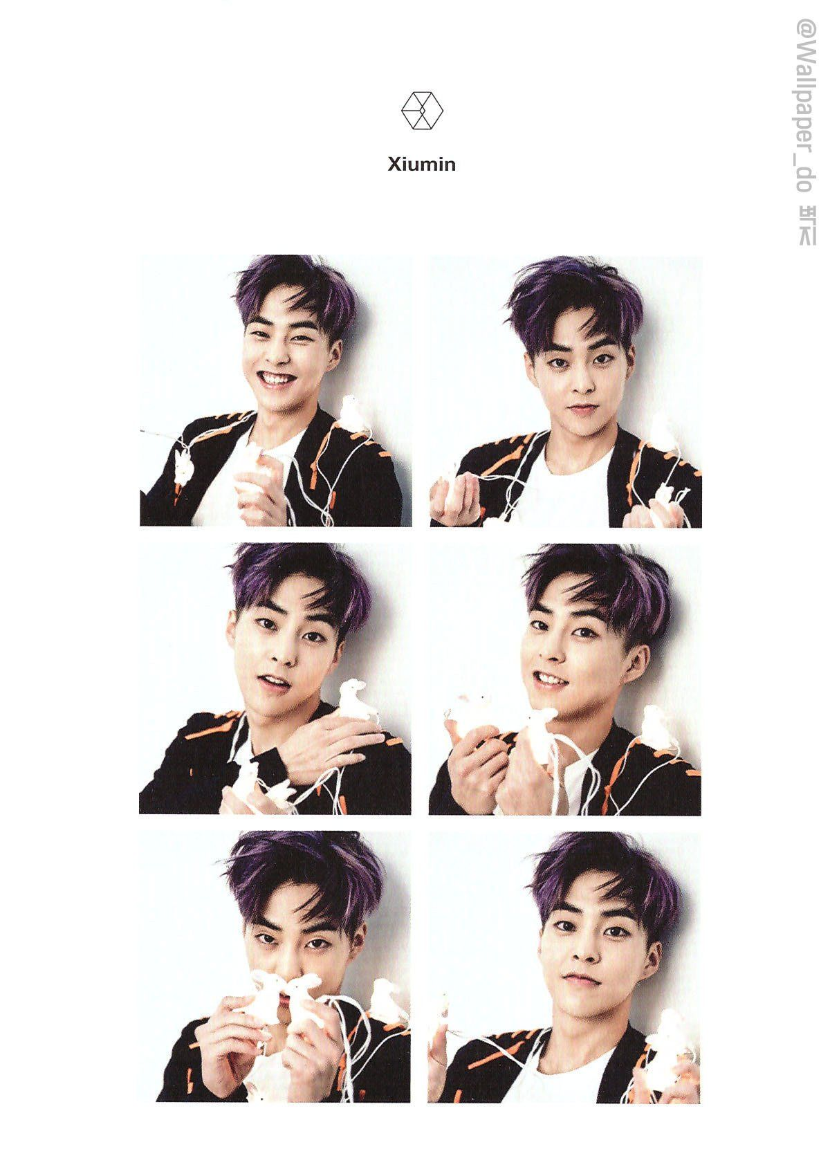 Handsome Cute Xiumin Minseok Exo