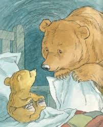 Can't you sleep, Little Bear by Martin Waddell, ill. by Barbara Firth