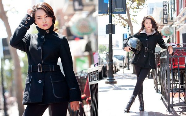Safety first with these fasionable scooter jackets!