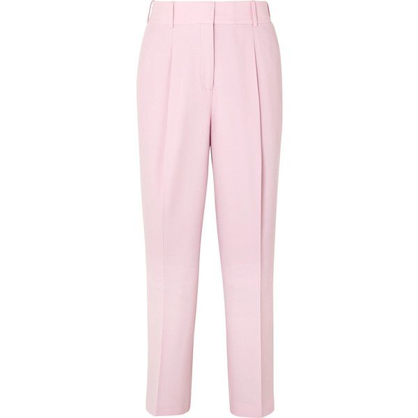 tailored trousers - Pink & Purple Bottega Veneta Nicekicks Cheap Online Clearance Release Dates Sale Outlet Store Discount Best Wholesale lLvng1
