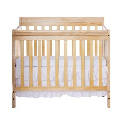 Harriet Bee Clearfield 4 In 1 Mini Convertible Crib Mini Crib Cribs For Small Spaces Cribs