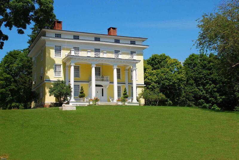 1827 Greek Revival In Goldens Bridge New York Houses We