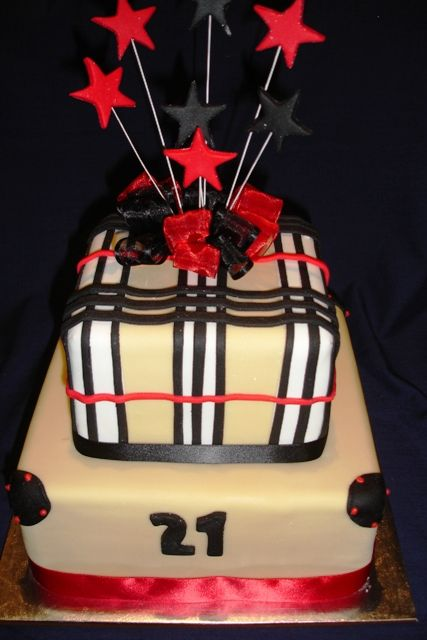 21st birthday cake Recipes Pinterest 21st birthday cakes