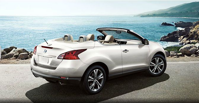 Nissan Rogue And Murano Crossover Models Will Be Replaced Next Year With New Versions And The Company Has Said I Nissan Murano Nissan Nissan Murano Convertible