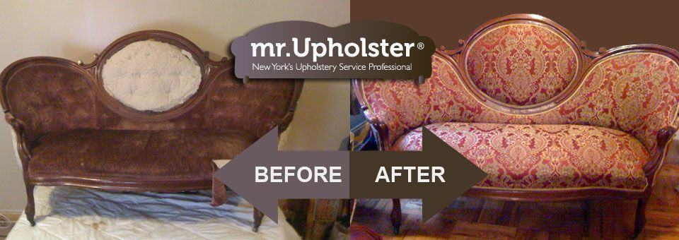 NYC, NY Furniture Reupholstery Service, Couch And Sofa Upholster, Furniture  Restoration U0026 Repair