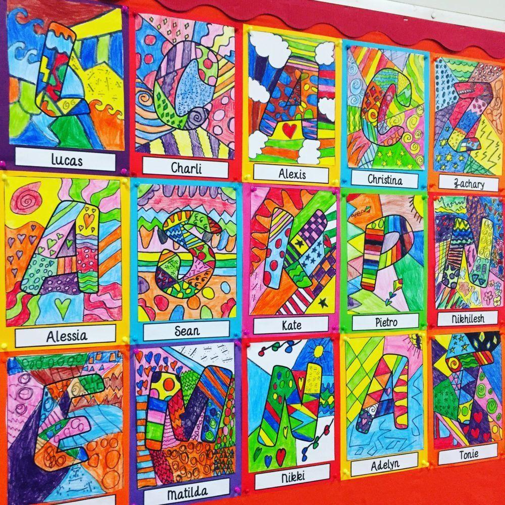 Photo of Romero Britto Inspired Art Activities | Teach Starter