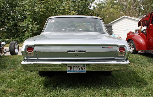 1963 Chevrolet Chevy II Nova SS Sport Coupe (6 of 6