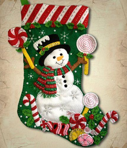 Bota de navidad pinteres for Decoracion navidena manualidades