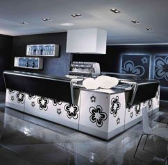 Outstanding Bar Counter Design : Cafe Bar Counters Counters For ...