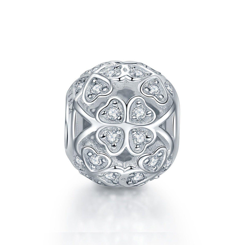 bijoux pandora trefle