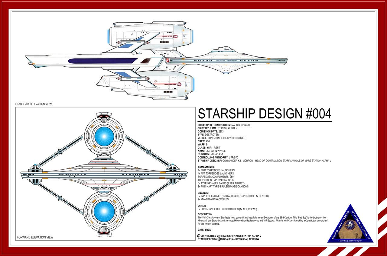 hight resolution of yuri class schematics by sr71abcd on deviantart