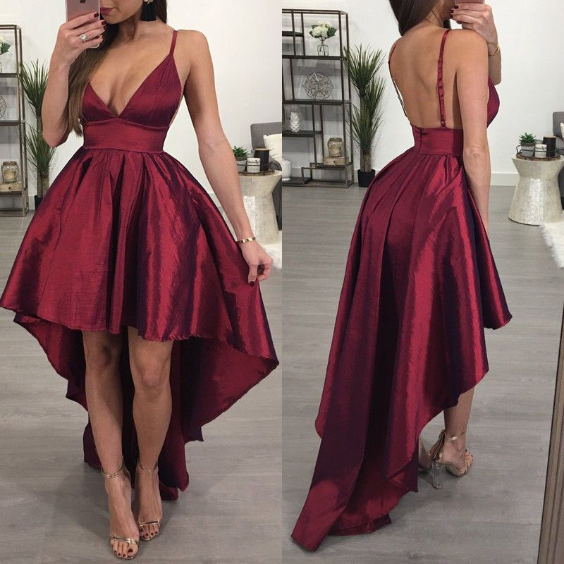 122b5700f5 Women Long Formal Prom Dress Cocktail Party Ball Gown Evening Bridesmaid  Dresses