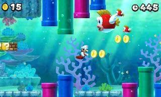 New Super Mario Bros 2 3ds Review Super Mario Mario Bros Mario