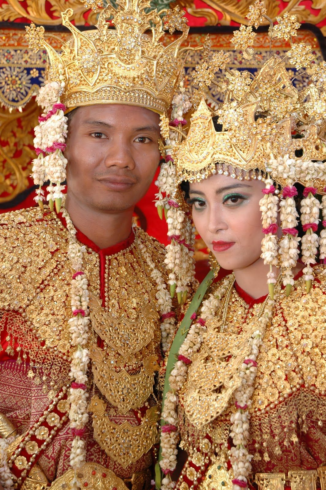 palembang people-Indonesia  Pengantin, Pernikahan, Budaya