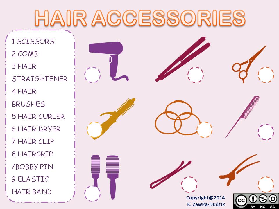 Your English Fairy: Hair, hairstyles, hair accessories | English ...