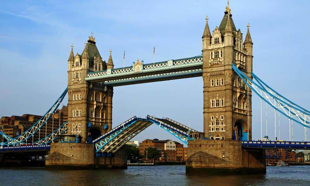 Iconic structures abound in London. But you can make a good argument that none is more recognizable, or better captures the city's Victorian architectural style, than the beautiful Tower Bri…