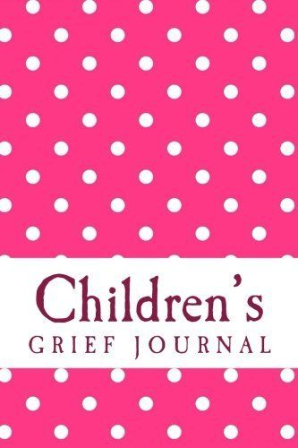 Children's Grief Journal Grief Work Diary For Bereaved