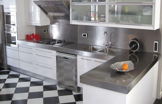 Plan de travail cuisine  les modèles à adopter Decoration - installation plan de travail cuisine