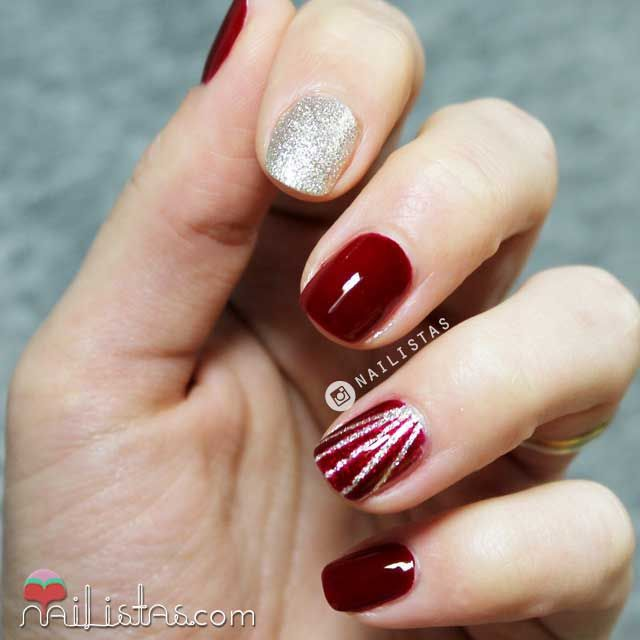 Latest New Year Nail Art Designs 2018 In Pakistan | Nail art designs ...