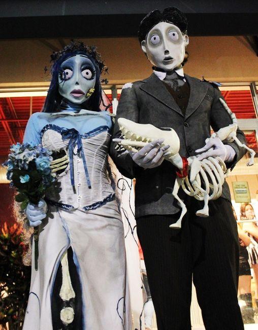 Corpse Bride Halloween Costume Diy.Diy Scary Halloween Costumes For Women My Web Value