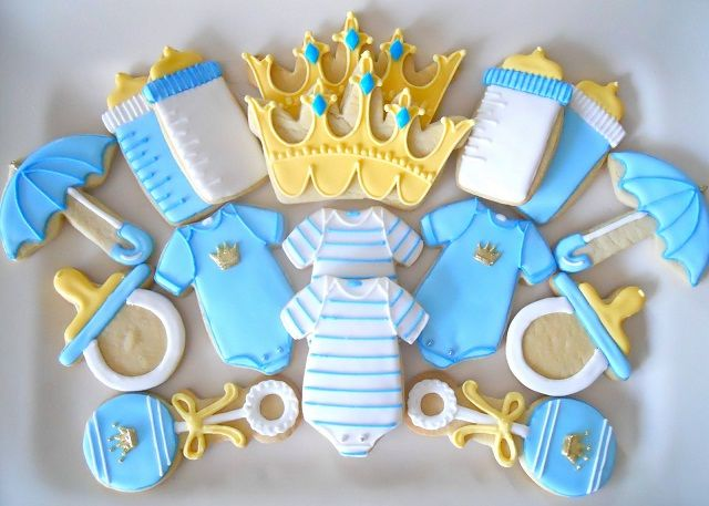 Baby Shower Cookie Ideas