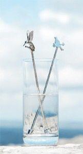 Waterstaafjes om je water gezonder te maken.