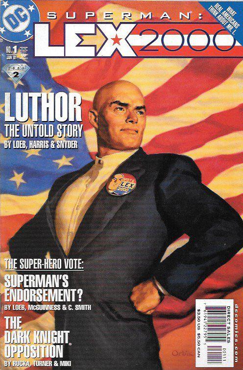 Superman: Lex 2000 # 1 DC Comics