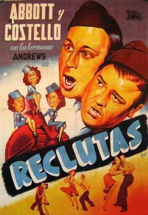Reclutas (1941) Español