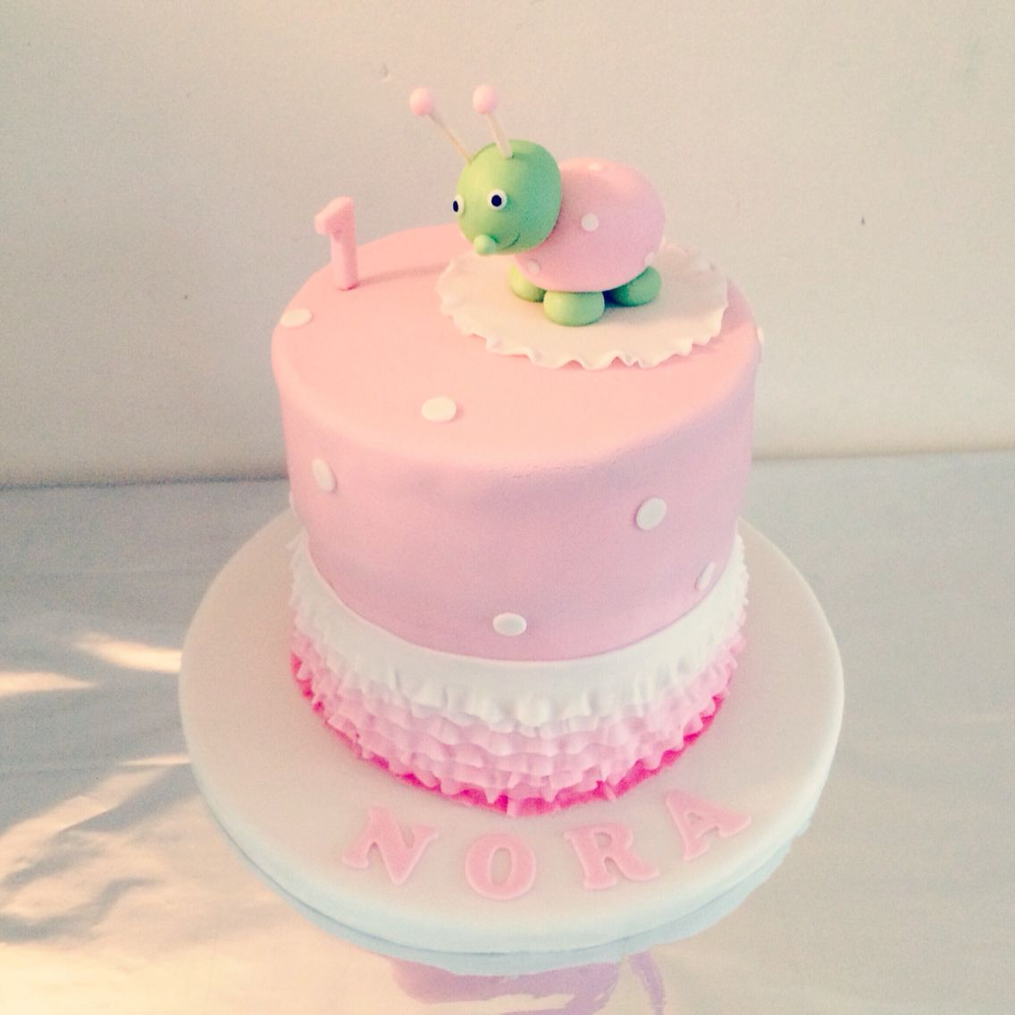 Zeer Taart Meisje 1 jaar | doğumgunu | Pinterest | Cake, Amazing cakes  @AJ27
