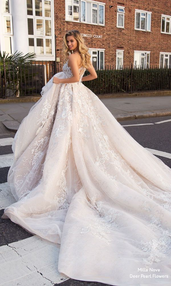 Photo of Wedding Dresses Cinderella >> Milla Nova Blooming London Wed…