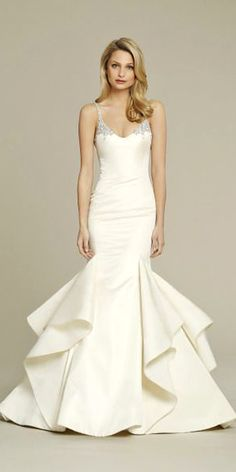 Featured Dress Jim Hjelm By Hayley Paige