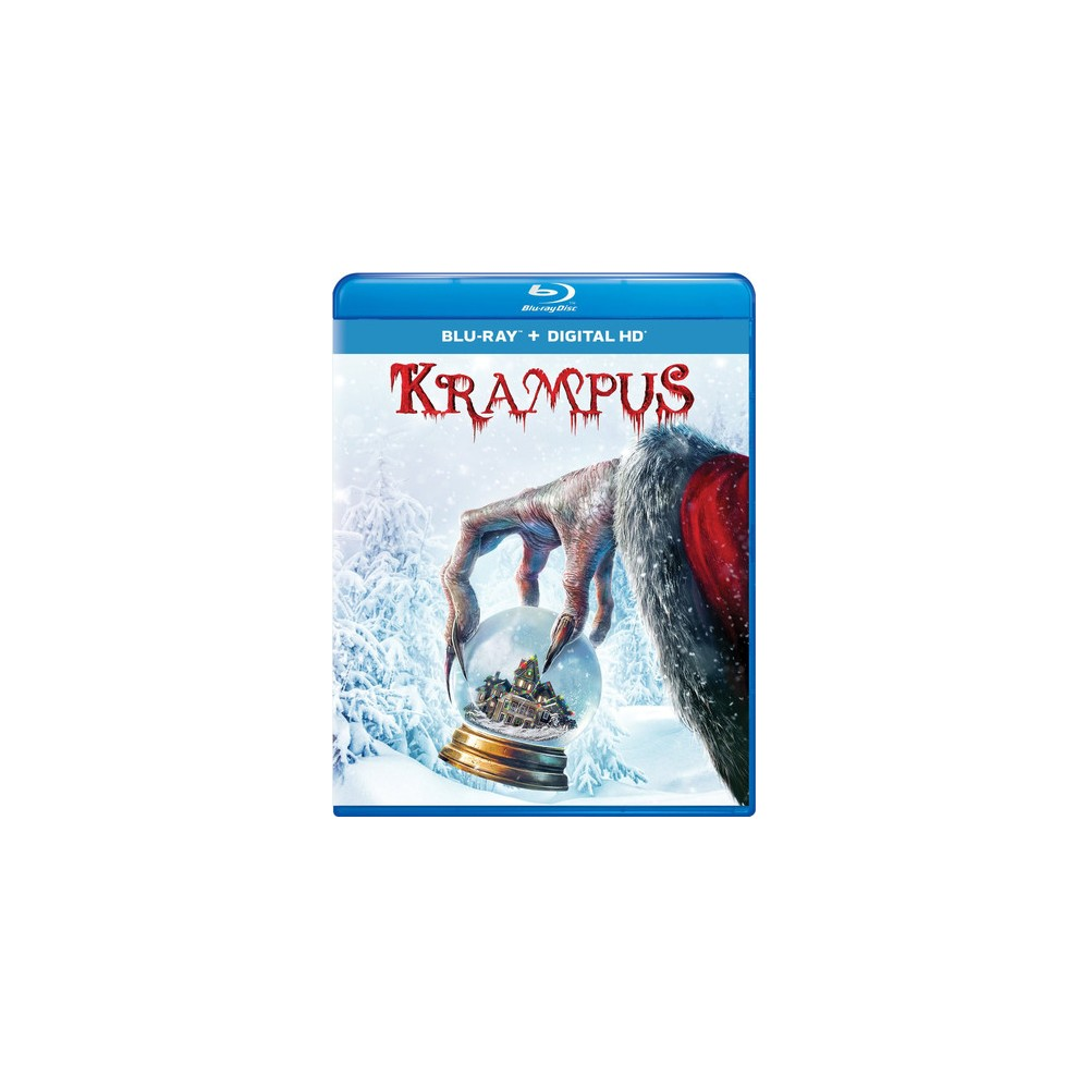 Krampus (Blu-ray), Movies | Blu ray movies and Products