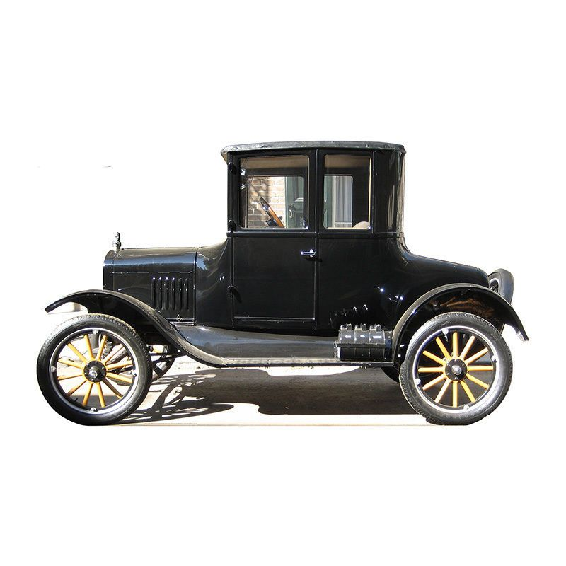 CLASSIC CAR Old Fashioned Ford Model T CARDBOARD CUTOUT Standee ...