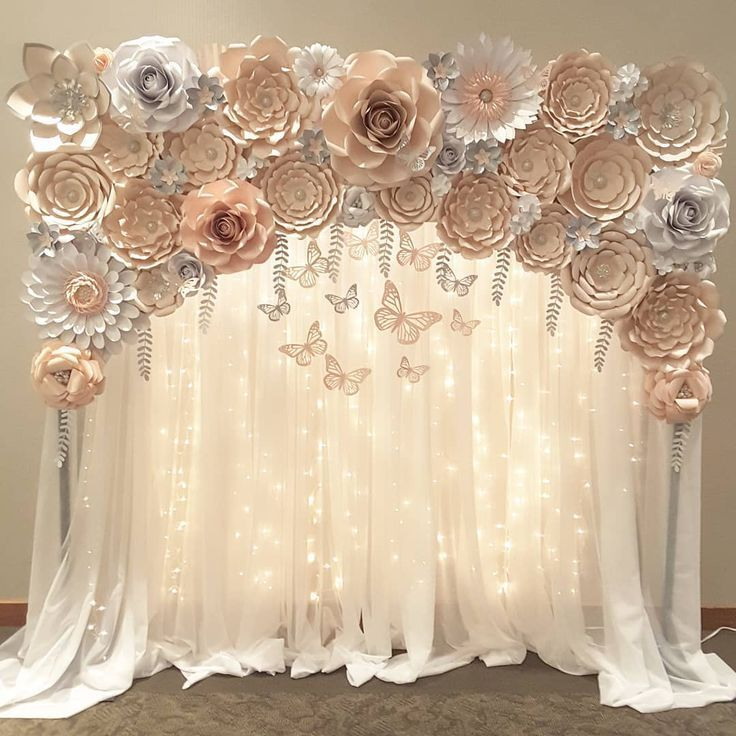 58 Best Beautiful party ideas images in 2019 | Wedding decorations, Wedding table, Wedding flowers