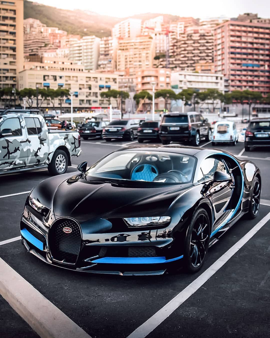 Bugatti Chiron In Monaco 📸 By: @balco (With Images