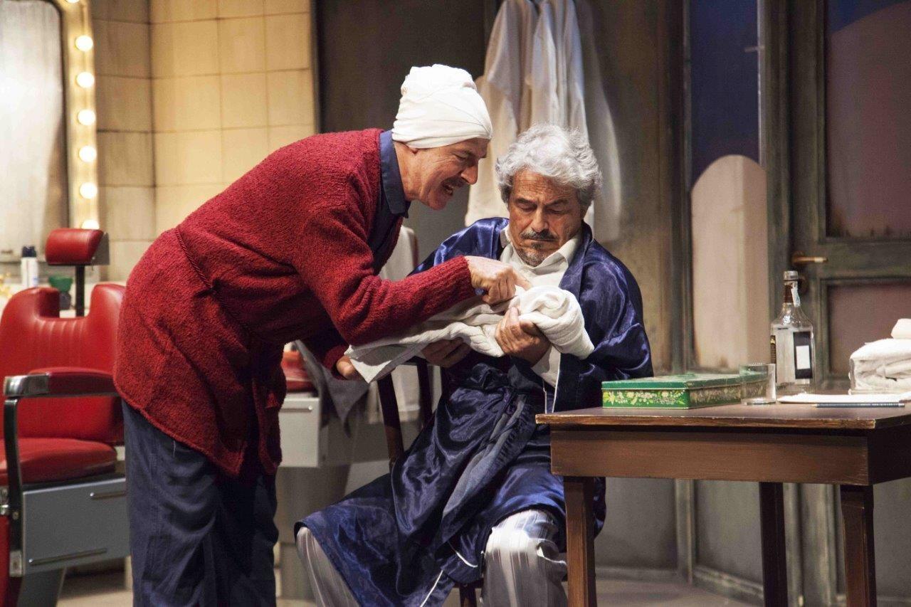 Quei due in scena dal 16 al 18 febbraio 2016 al Teatro Nuovo di Verona. #TSV_Nuovo #TSVeneto http://www.teatrostabileveneto.it/events/event/quei-due-il-sottoscala/