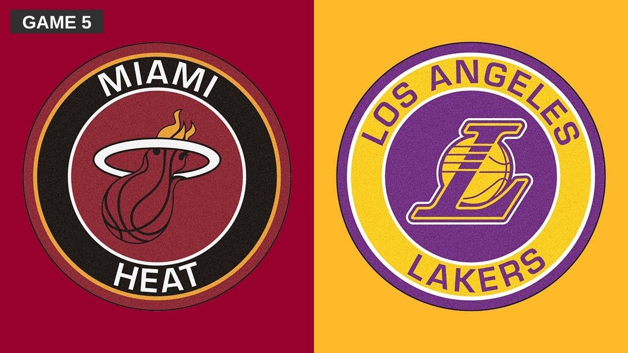 Nba Picks Miami Heat Vs Los Angeles Lakers Game 5 October 9 2020 Nb