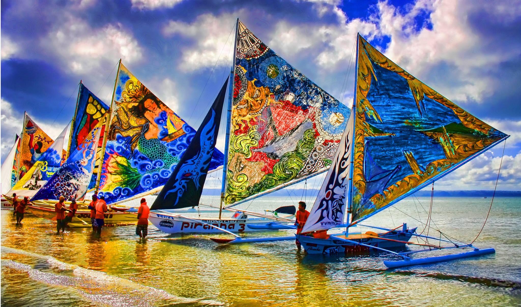 Tutti Gli Anni, A Febbraio, Il Festival Paraw Regatta Riunisce