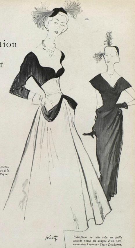 1948 Dresses .