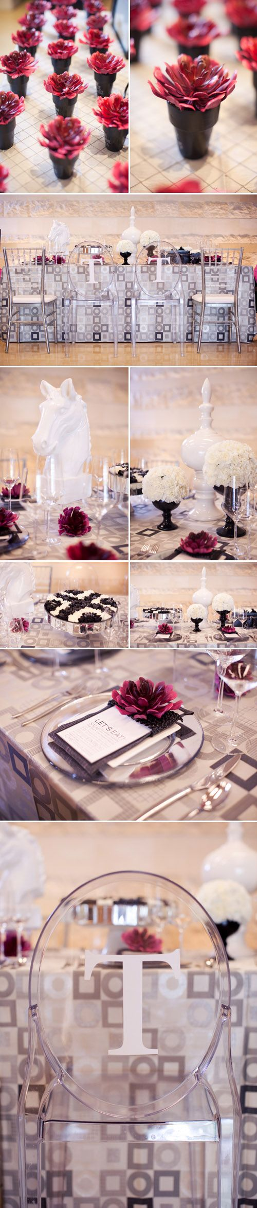 Stylish Modern Wedding Inspiration Photo Shoot Wedding Styles