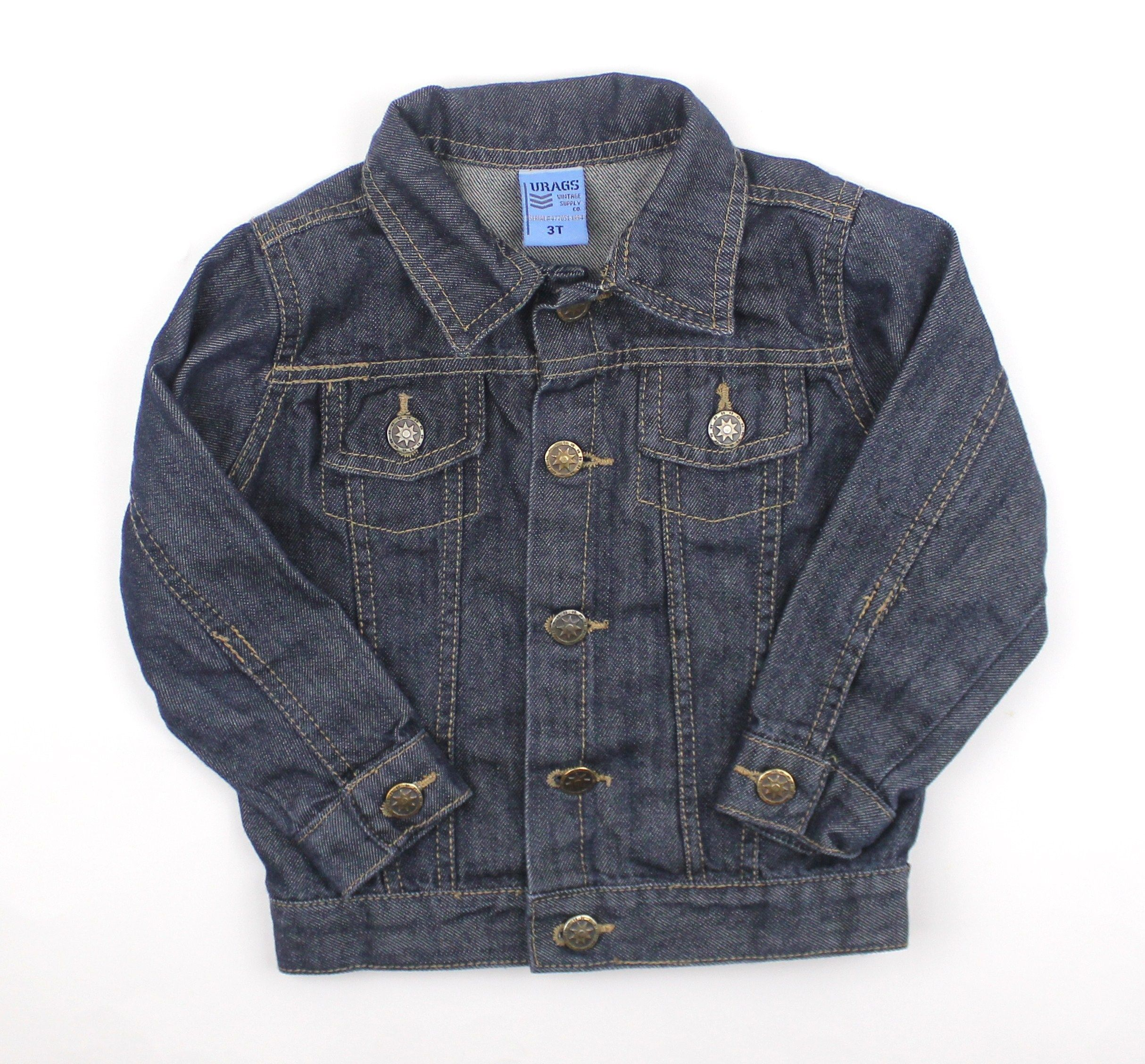 Kids Denim Jacket in Size 3T by Vintage Supply Co ly $5 25 and