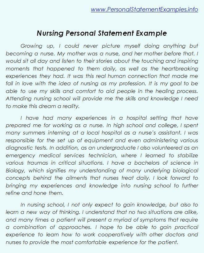 personal nursing philosophy essay example