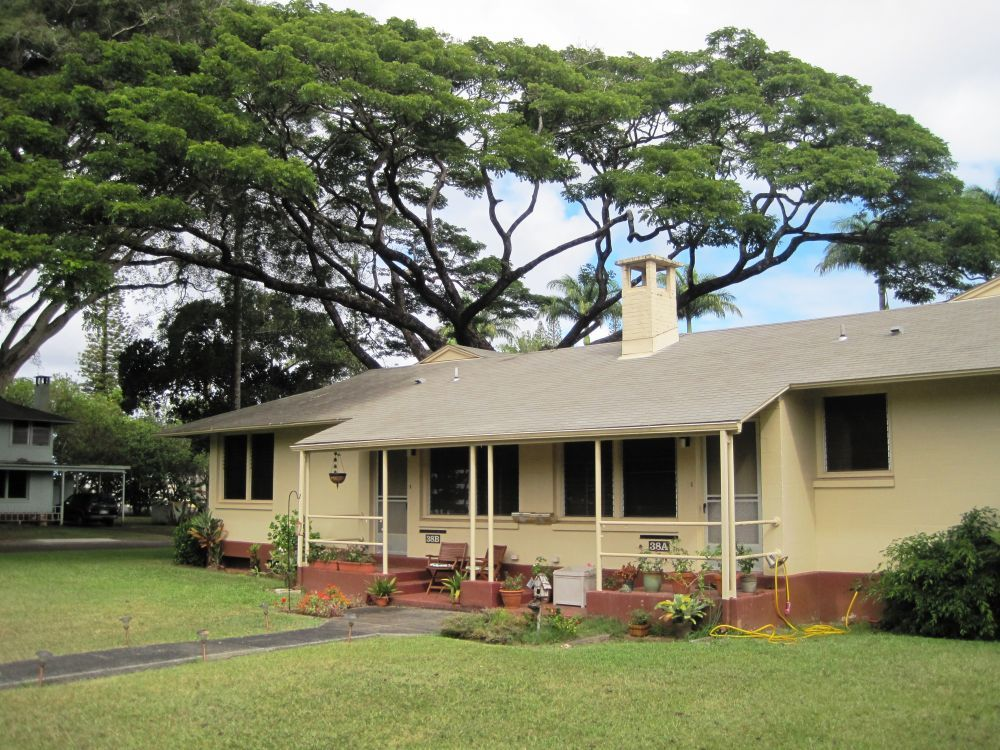 Jbphh Hele Mai Hunt Military Communities All Ranks Navy Housing Military Family Housing Historic Homes