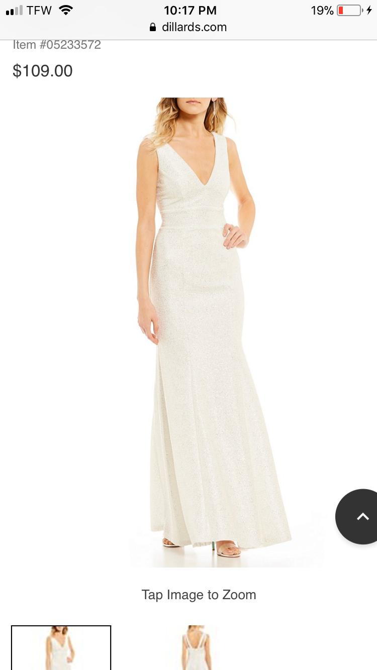 Gold ivory prom dress prom k pinterest prom