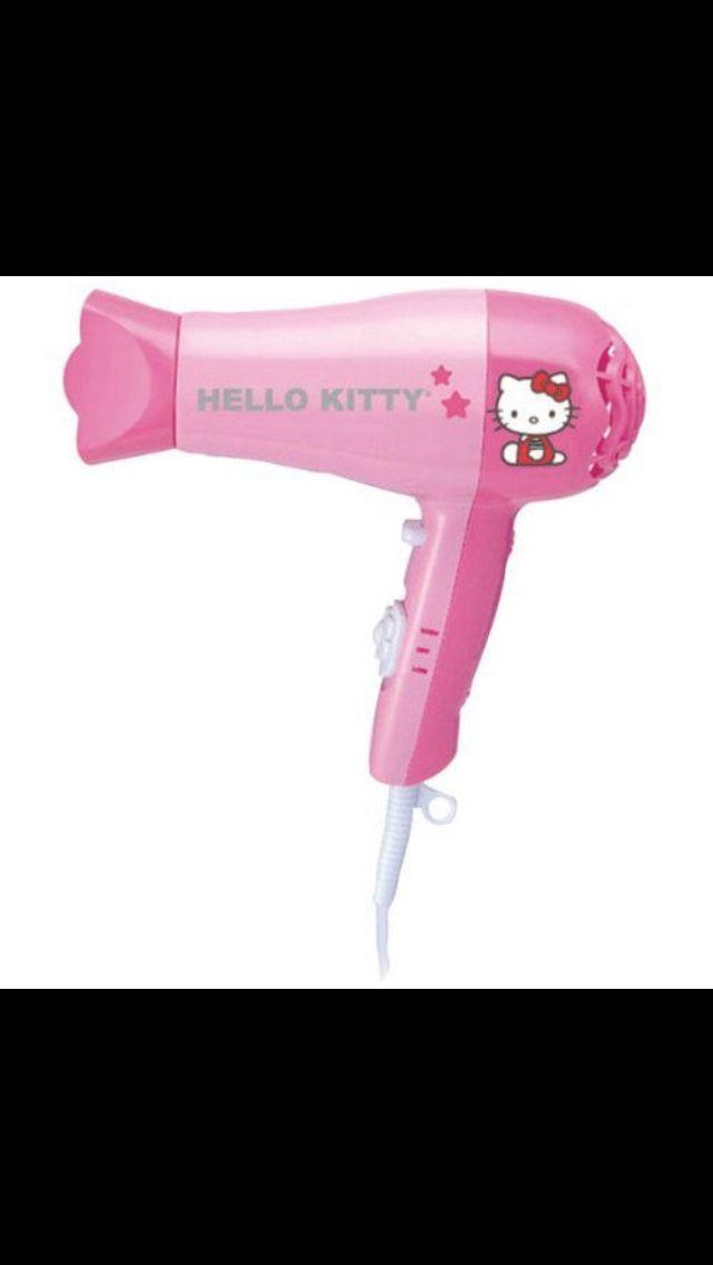 Hello kitty dryer