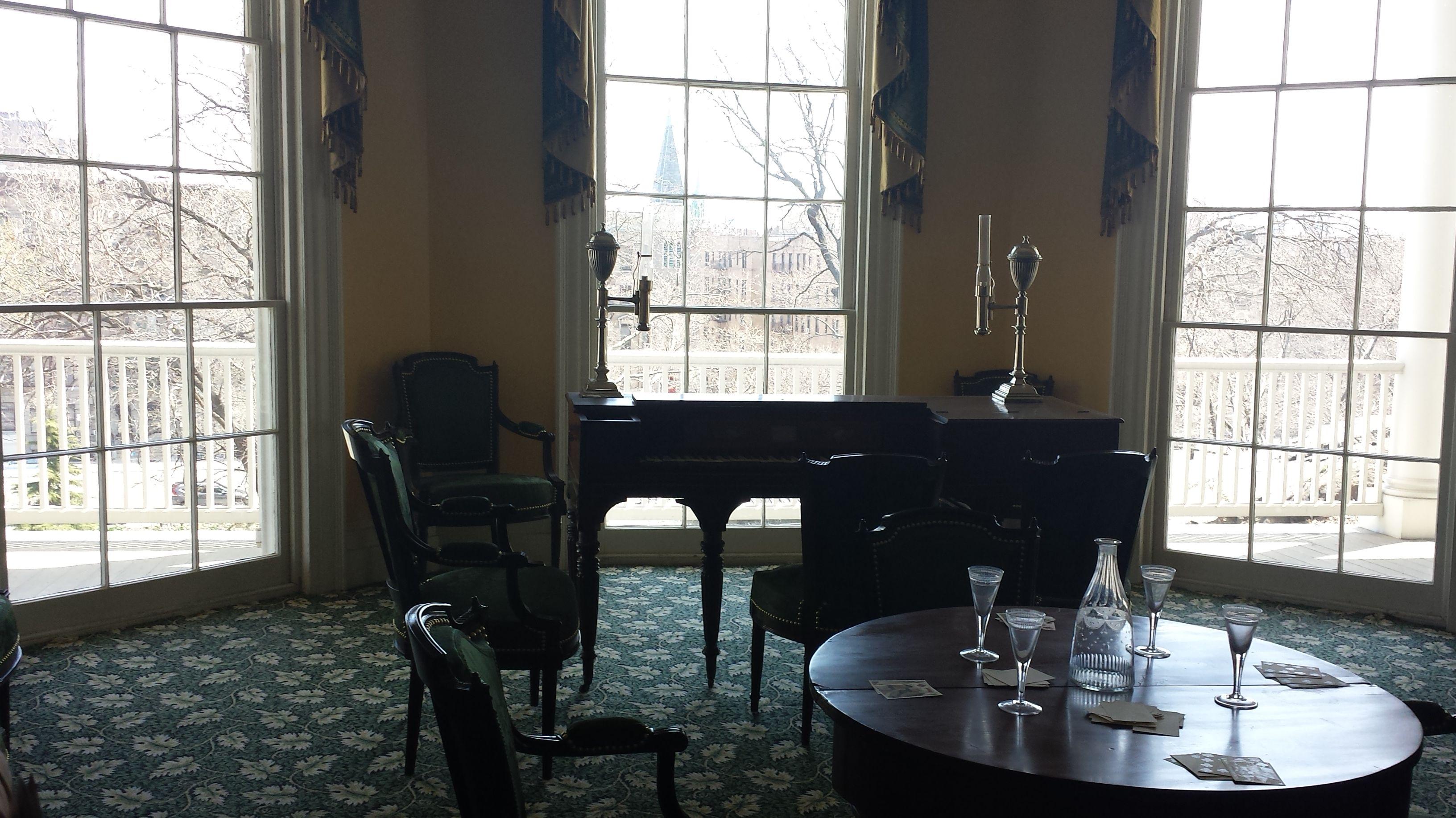 Exceptional Parlor, Hamilton Grange, NYC
