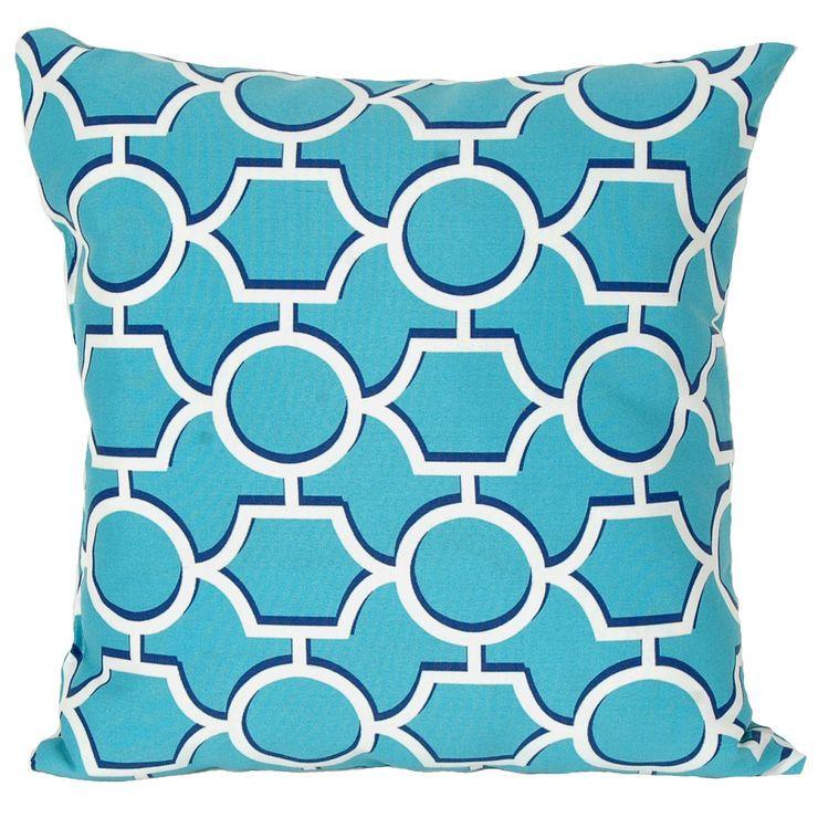 Gavin Spice Square Outdoor Pillow Pillows Outdoor Pillows Garden Furniture