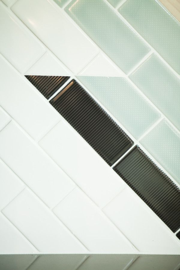 Tactile Subway Tiles An Updated Design Classic Home